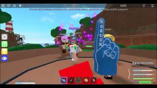 Epic minigames trying to get ninja Part 2 (Roblox)
