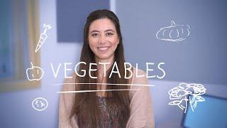 Weekly German Words with Alisa - Vegetables