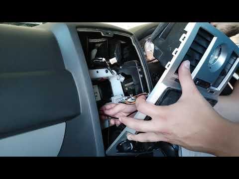 Chrysler 300 ANDROID HEAD UNIT OEM Style Tesla 2005-2010 Install DIY Part 4