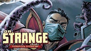 DOCTOR STRANGE: SURGEON SUPREME — 5 Reasons to Read It! | Marvel Comics