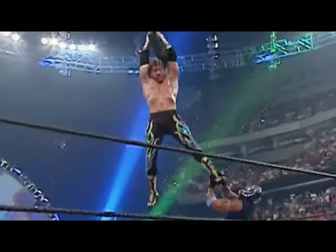 Rey Mysterio vs. Eddie Guerrero: SummerSlam 2005 - Ladder Match