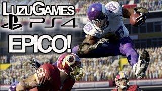 EPICOS TOUCHDOWN!!! Madden NFL 25 PS4 - [LuzuGames]