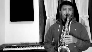 Download Lagu ANJI - MENUNGGU KAMU (OST. Jelita Sejuba) Saxophone Cover by Fahmi Luqman Mp3