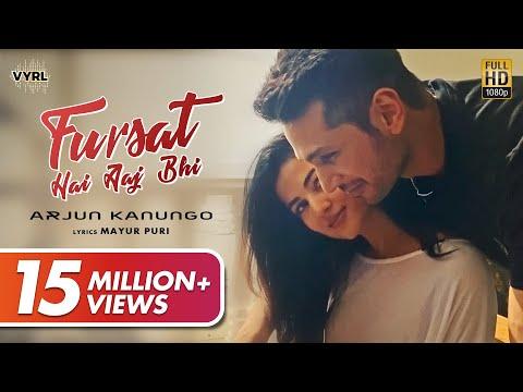 Fursat Hai Aaj Bhi(Official Video)-Arjun Kanungo|Sonal Chauhan| Latest Hindi Song 2020|VYRLOriginals