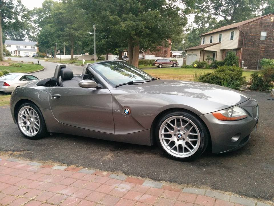 New Wheels Mounted Bmw Z4 Vlog 15 Youtube