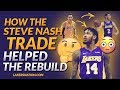 How The Steve Nash Trade HELPED The Lakers Rebuild