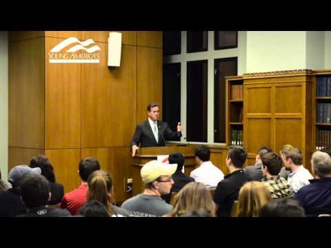 Rick Santorum Shatters Liberal Student