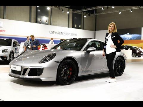 Porsche 911 Carrera 4 GTS - Slovenska premiera