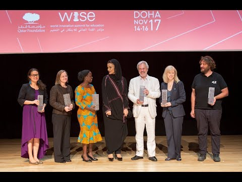 2017 WISE Awards Keynotes