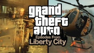 Grand Theft Auto IV Episodes - All Trailers (Get Ready for GTA V!)