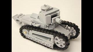 Lego Reno Ft17 (Інструкція від фірми брикмания)
