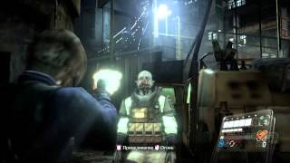 Resident Evil 6 PC GamePlay HD