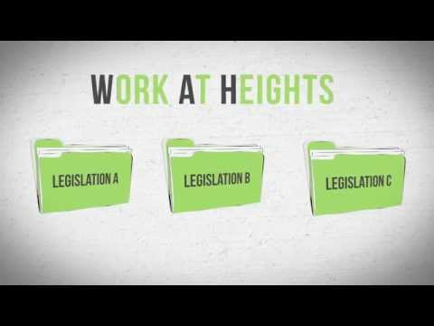 Guide To The Work At Heights Regulations