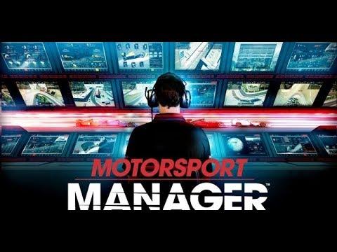 Motorsport Manager Endurance Series || Exploring || Creating team & more |