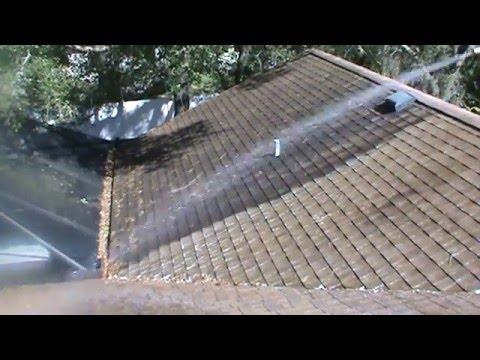 ROOF PRESSURE WASHING NEVER Bergman SoftWash Shingled Roof – Can You Pressure Wash A Shingle Roof