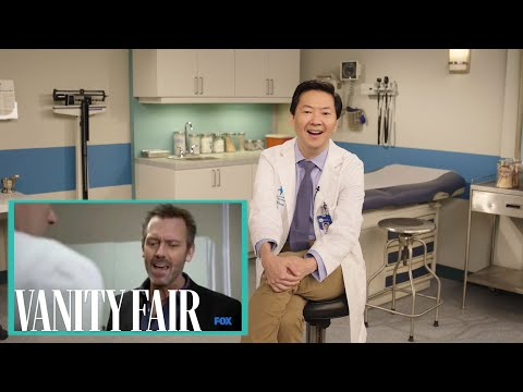 Thumbnail: Dr. Ken Jeong Reviews House, Dr. Oz & Other TV Doctors | Vanity Fair