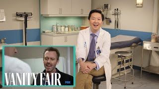 Video Dr. Ken Jeong Reviews House, Dr. Oz & Other TV Doctors | Vanity Fair download MP3, 3GP, MP4, WEBM, AVI, FLV November 2017