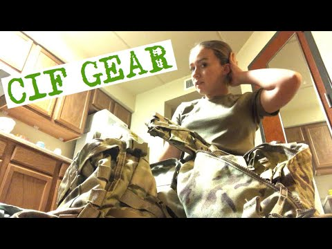 CIF GEAR | U.S. Army
