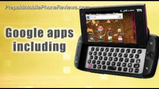 Sidekick 4G review - T-Mobile prepaid cell phone