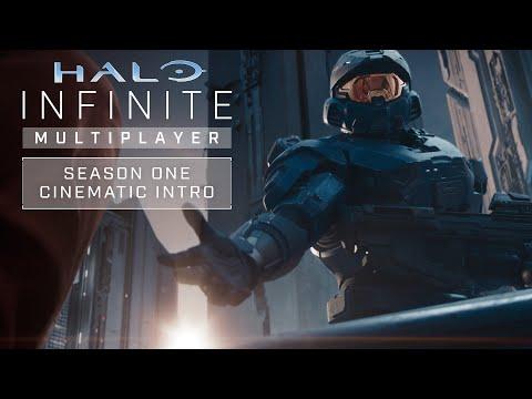 Halo Infinite   Multiplayer Season 1 Cinematic Intro