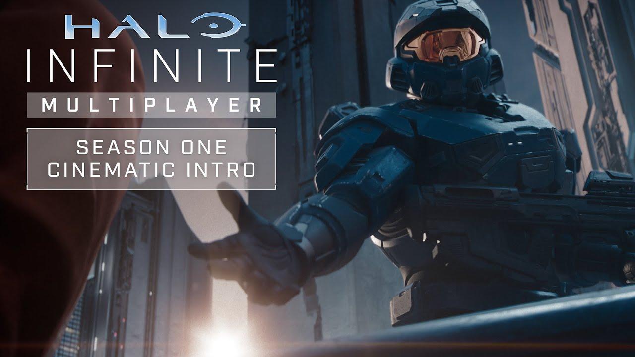 Halo Infinite | Multiplayer Season 1 Cinematic Intro