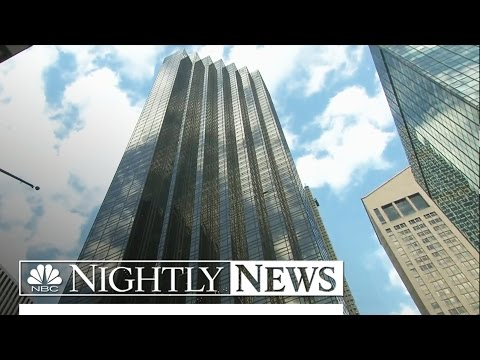 Trump Tower Construction Began on Backs of Undocumented Polish Immigrants | NBC Nightly News