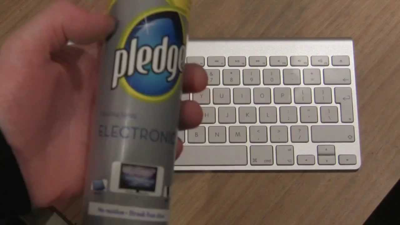 Pledge Electronics Cleaning Spray For Keyboards Screens Aerosol Contact And Circuit Board Cleaner Mobile Phones Tablets Youtube