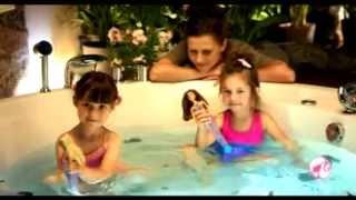 Barbie Svitici morska panna GV7048 fialova, GV7047 ruzova - V7046 Video