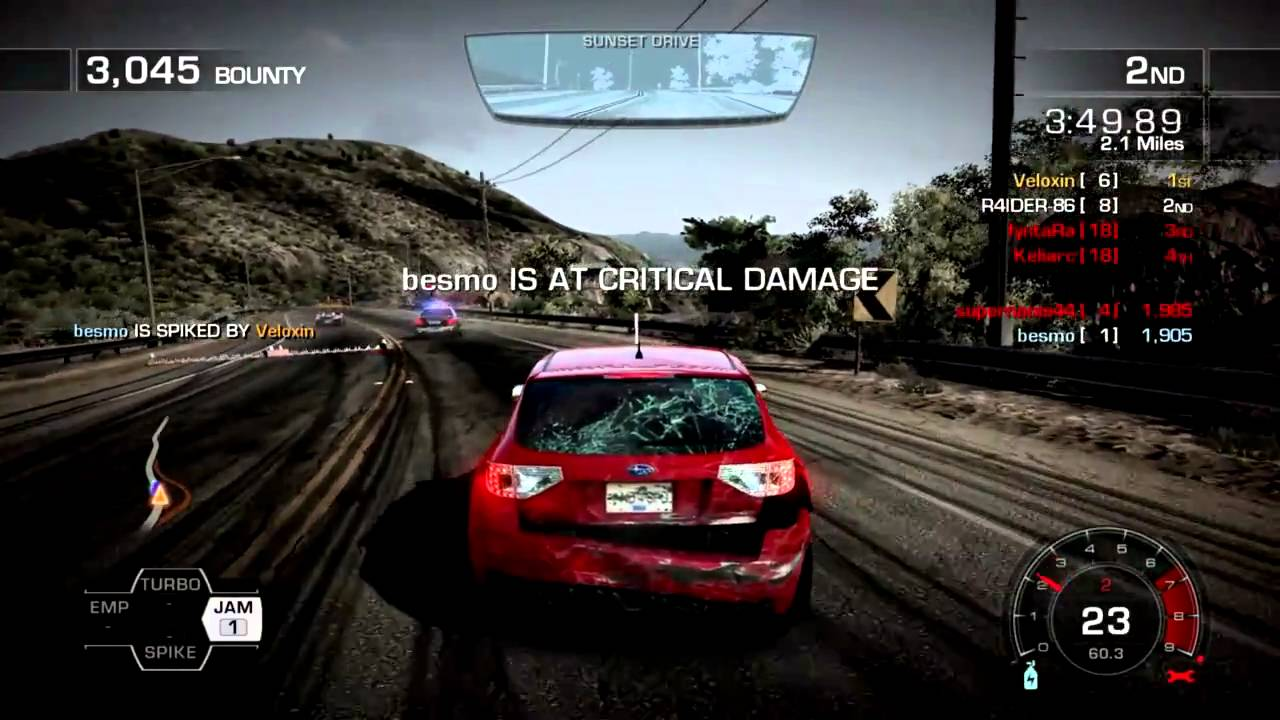 Need For Speed Hot Pursuit Cheats Youtube