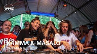 Kamma & Masalo | Boiler Room x Dekmantel 2019