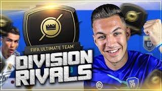 FIFA 19 - DIVISION RIVALS ! TOP BUTS EN MATCHS DE PLACEMENTS