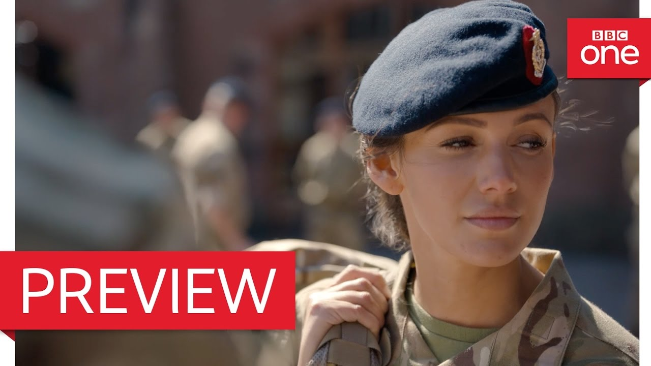 Leaving the army - Our Girl: Series 2 Episode 5 Preview - BBC One
