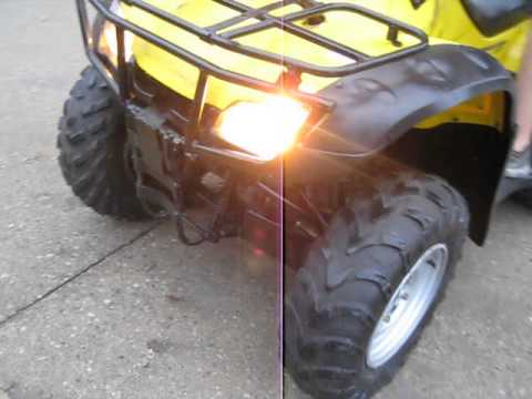 2006 RANCHER 400 AT 4X4 $1800 FOR SALE WWW.RACERSEDGE411.COM