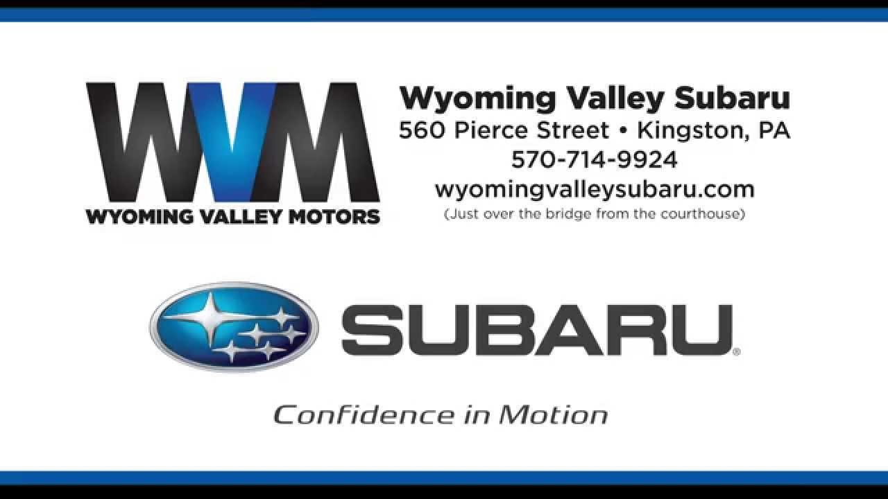 WVM Subaru YouTube - Subaru valley motors