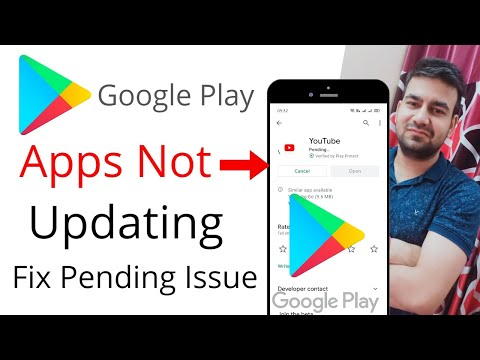 Google play store apps not updating issue - How to fix google play store not updating apps 2021