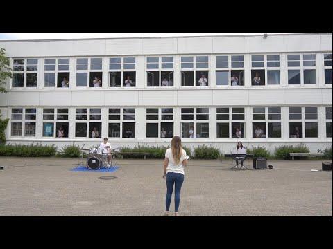 Gruß der Big Band der Bischöflichen Marienschule zu den Sommerferien 2020