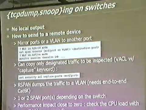 DEF CON 10 - Nicolas Fischbach & Sébastien Lacoste-Seris - Router Security & Forensics