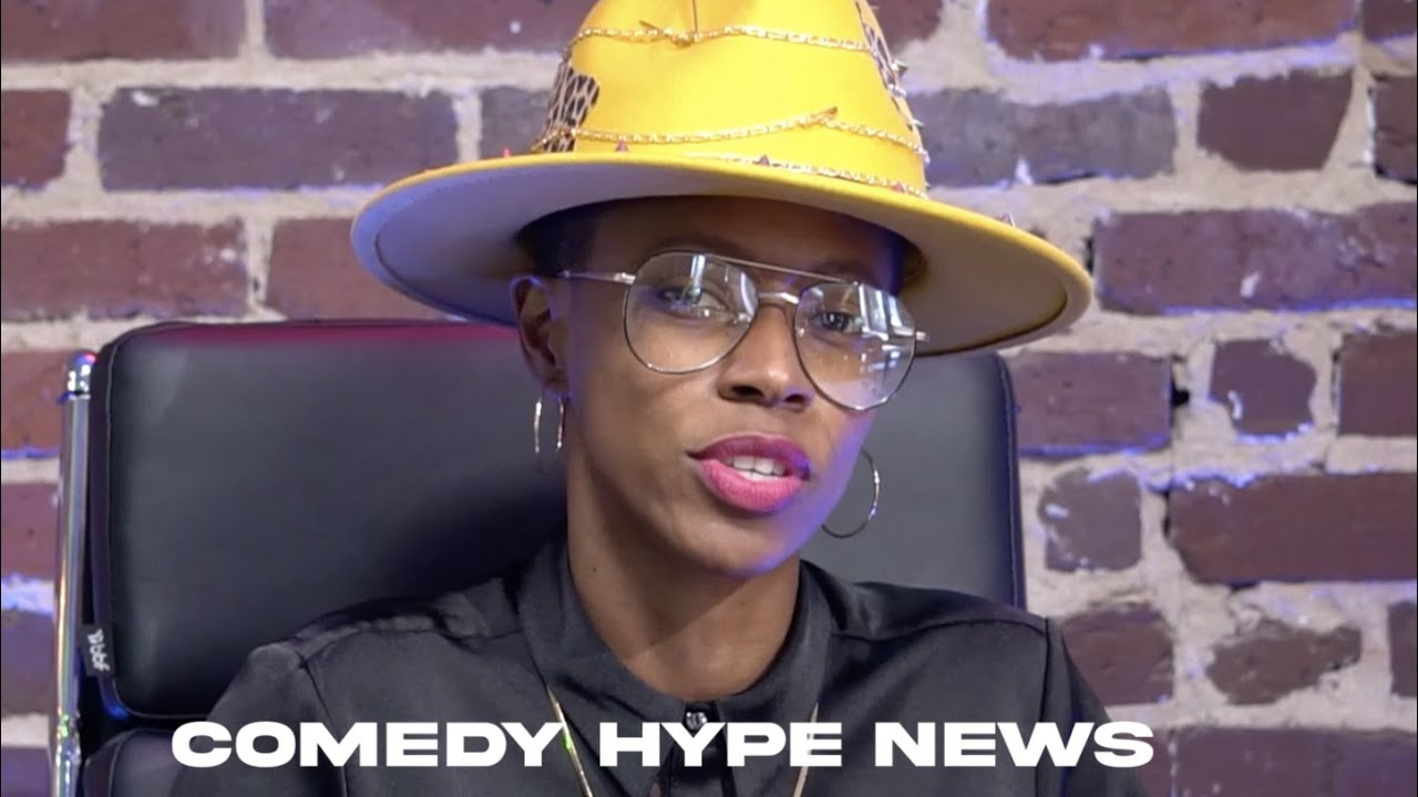 Rita Brent Says Goodbye To 'Comedy Hype News Show'