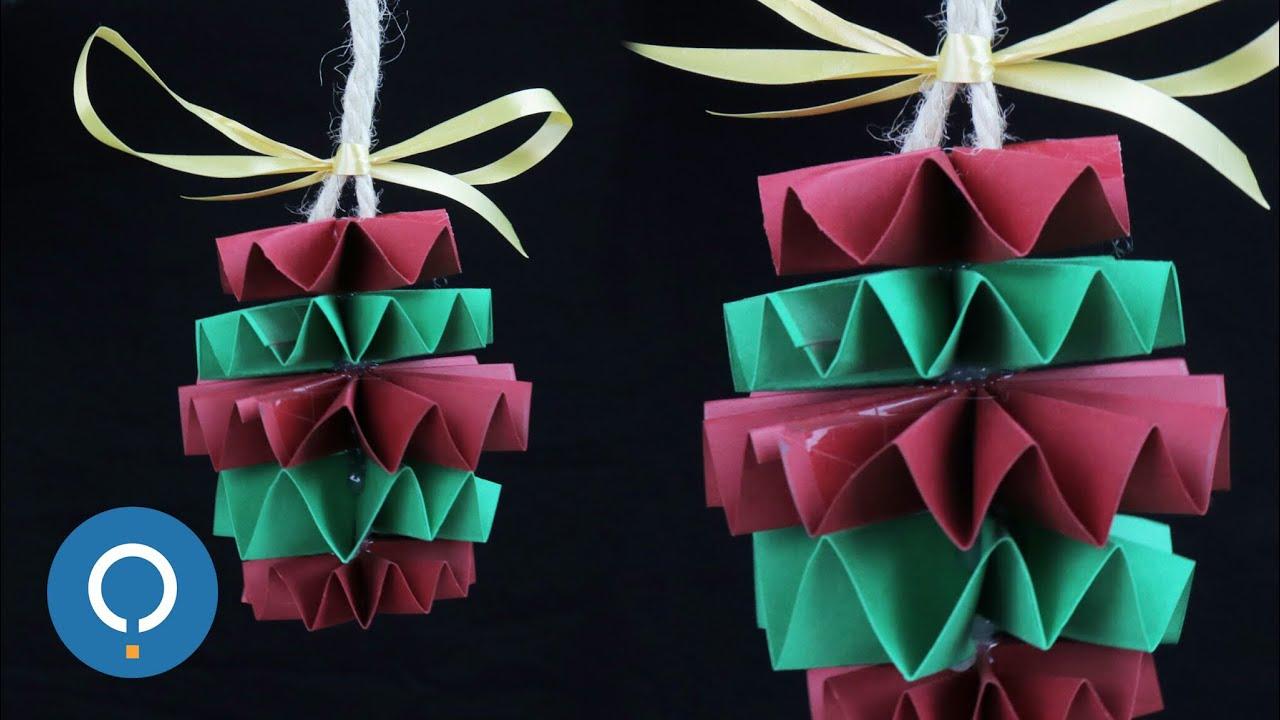 Decorazioni natalizie fai da te lavoretti di natale fai for Youtube decorazioni natalizie