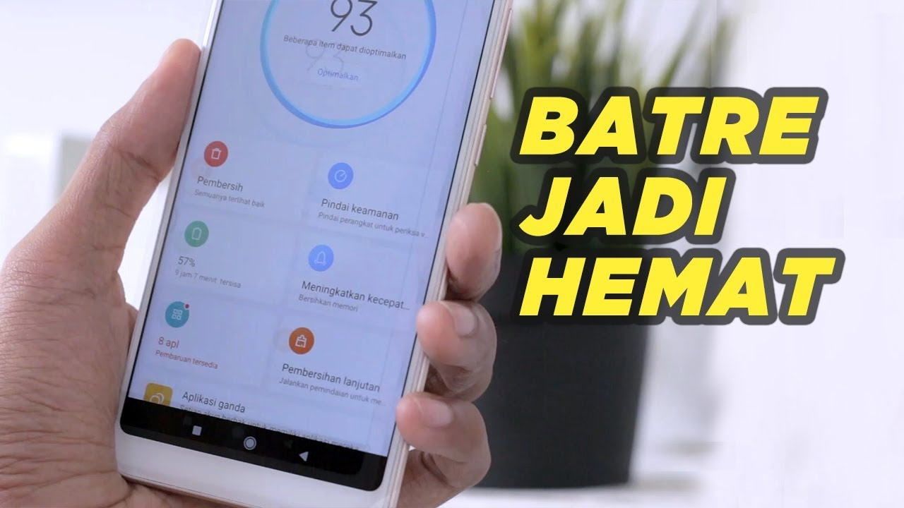 Wajib Tau Cara Menghemat Baterai Hp Xiaomi Tanpa Aplikasi Youtube