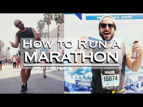 20 Essential Marathon Training Tips | How To Run Your 1st Marathon
