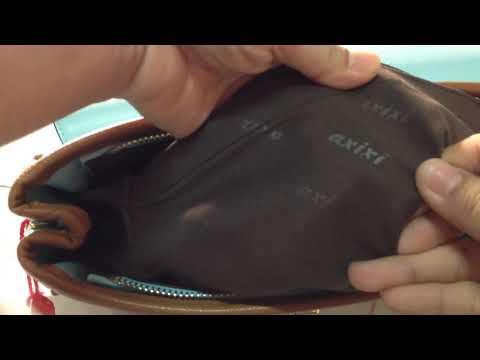 กระเป๋า axixi รีวิวรุ่น 10551