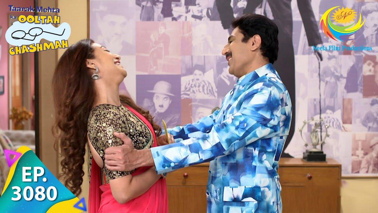 Download Taarak Mehta Ka Ooltah Chashmah - Ep 3080 - Full Episode - 14th January, 2021