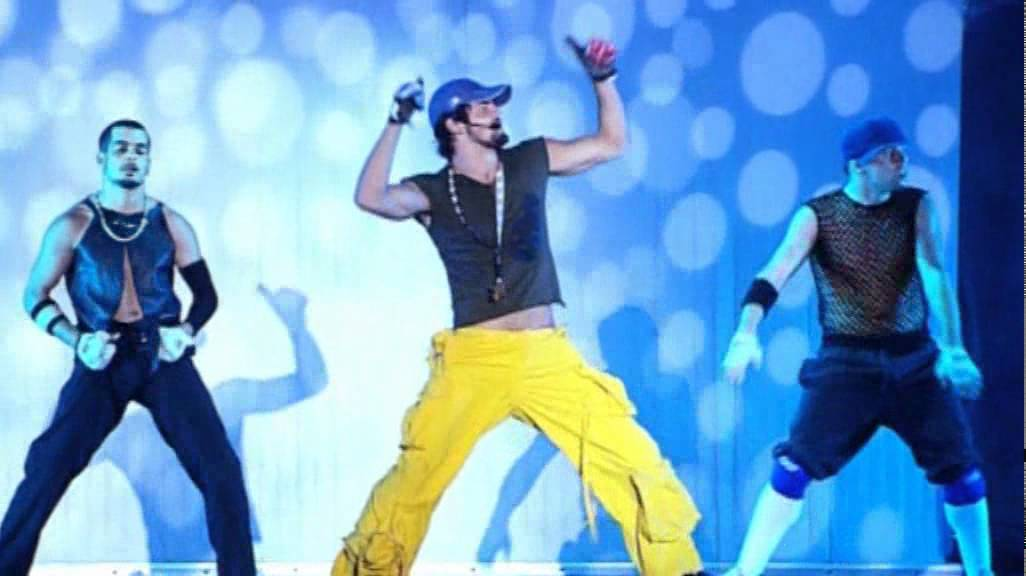 upa dance live