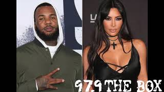 The Game Isn't Backing Down From His Kim Kardashian Bars