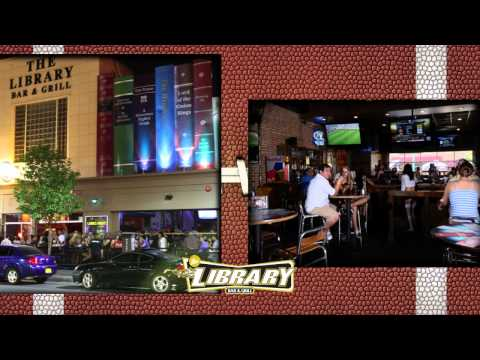 Library Bar & Grill   Sports Bar and Grill in Albuquerque