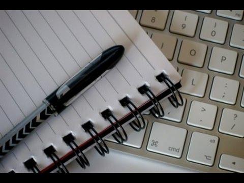 My Writing Process by FM