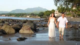 Sesión de fotos para novios y Bodas en Playa......