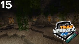 A prank a slime farm a storage room and silo and a failed bounty attempt Truly Bedrock S2 Ep15