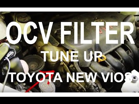 OCV Filter Tune Up Toyota New Vios/Limo